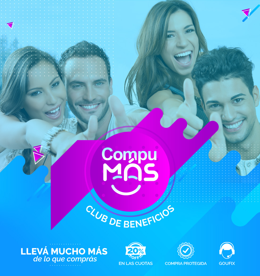 Banner Compumas Movil
