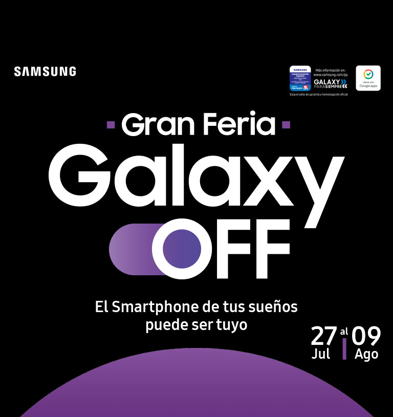 BANNER GALAXY OFF MOBILE